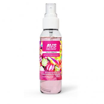 Ароматизатор - спрей (нейтрализатор запахов) AVS AFS-012 Stop Smell (Tutti-frutti/Тутти-Фрут.) 100м