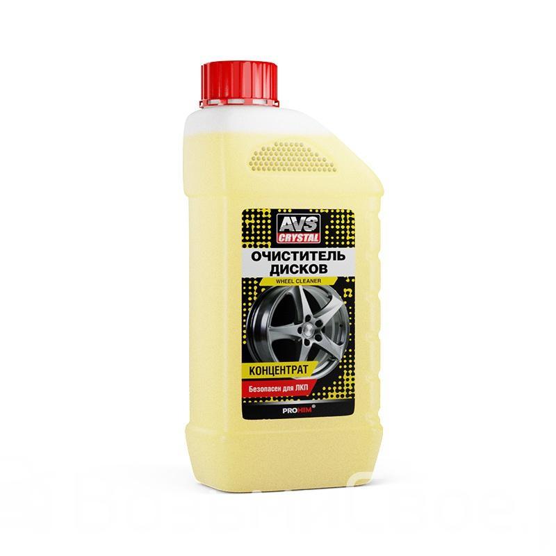 Очиститель дисков (концентрат) 1 л AVS AVK-687