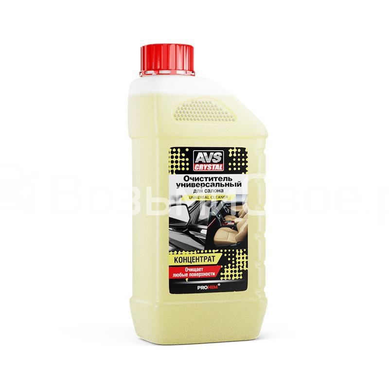 Очиститель универсальный для салона (концентрат) 1 л AVS AVK-676