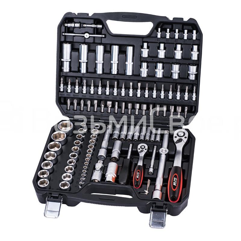 Набор инструментов 108 предметов AVS TS-108