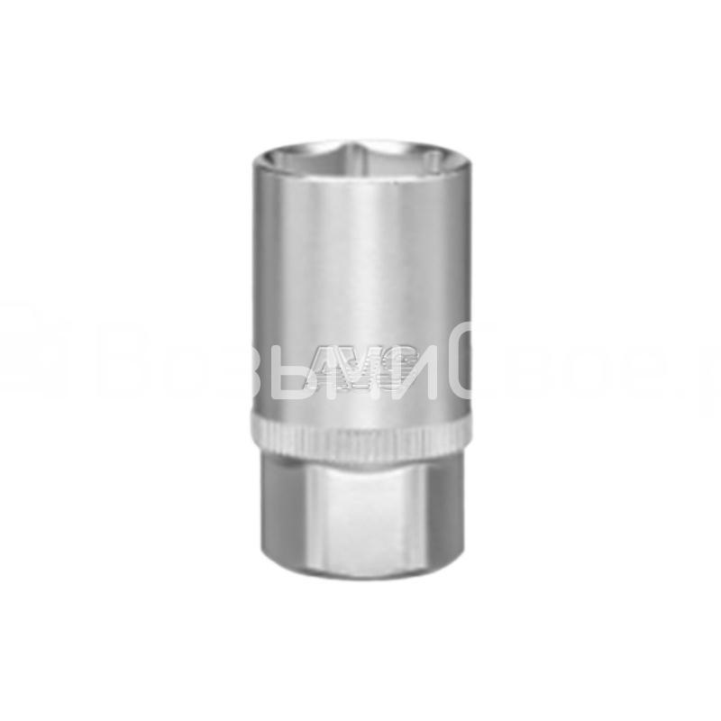 Головка свечная 1/2''DR (21 мм) AVS HS1221