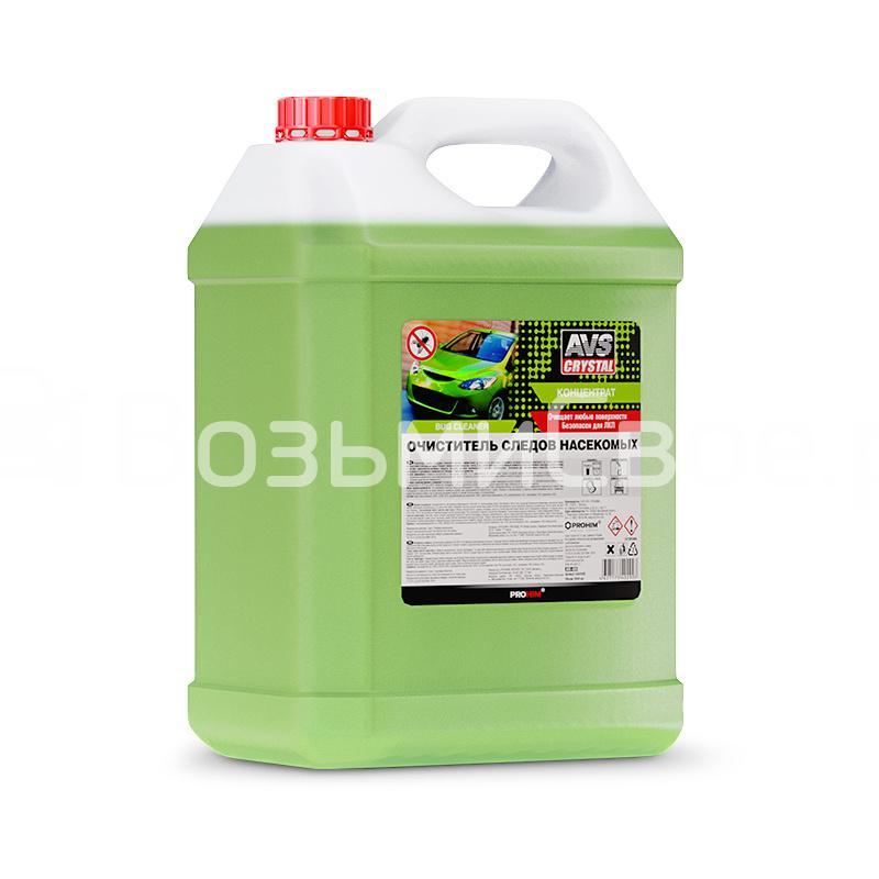 Очиститель следов насекомых (концентрат) 5 л AVS AVK-699