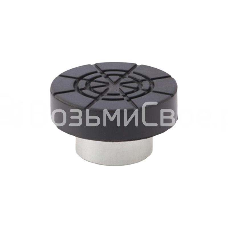 Опора резиновая для бутылочного домкрата (D штока 32мм) AVS RHJ-32