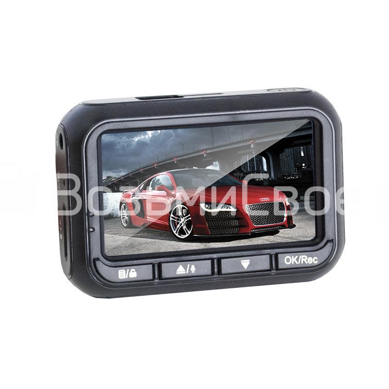 Видеорегистратор автомобильный AVS VR-802SHD