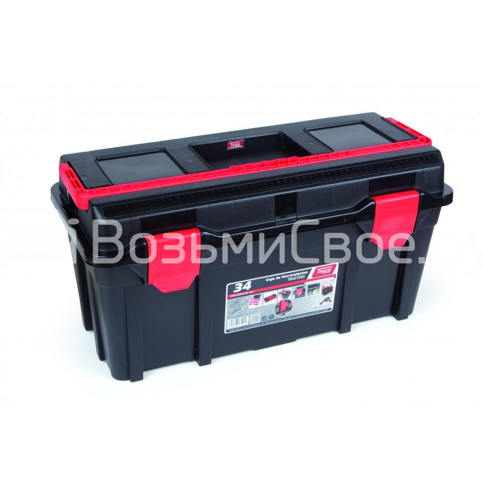 Ящик для инструментов TAYG №34 + лоток + органайзер