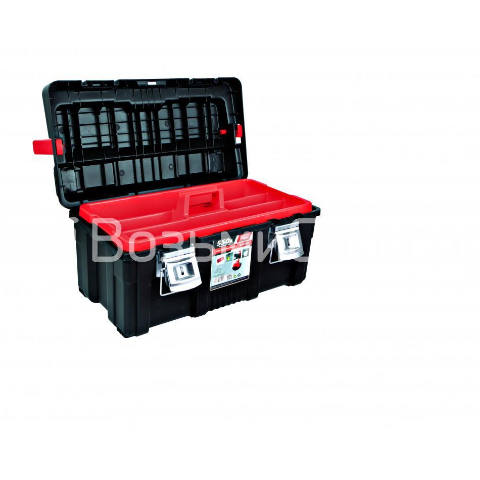 Ящик для инструментов TAYG №550В + лоток