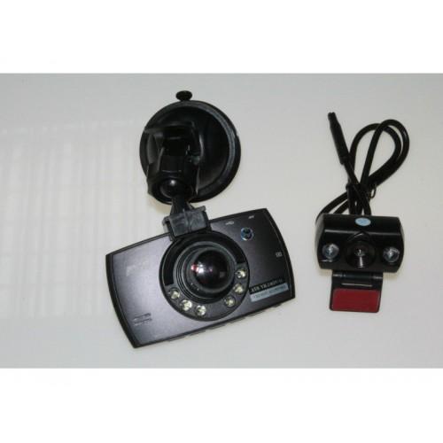 Видеорегистратор две камеры AVS VR-246DUAL