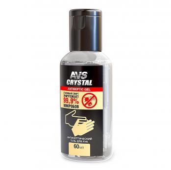 Гель для рук (антибактериальный) 60 мл AVS AVK-049