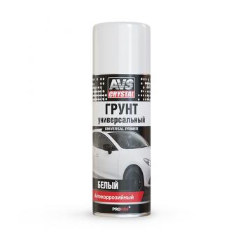Грунт универсальный белый 520 мл (аэрозоль) AVS AVK-150