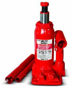 Домкрат гидравлический AVS HJ-B2000, 2т, 158-308мм.