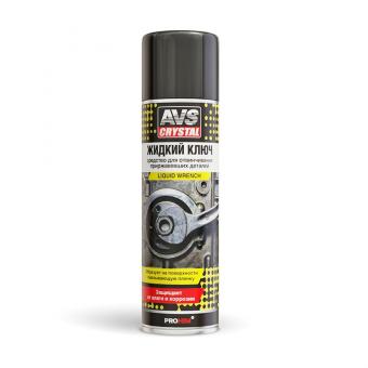 Жидкий ключ средство для отвинчивания приржавевших деталей 335 мл (аэрозоль) AVS AVK-112