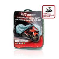 """Тент-чехол на мотоцикл AVS МС-520 2ХL"""" 264х104х130см (водонепроницаемый)"""""""