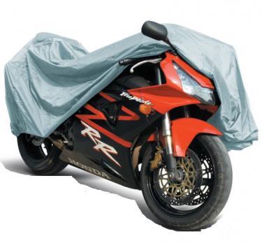 """Тент-чехол на мотоцикл AVS МС-520 М"""" 203х89х119см (водонепроницаемый)"""""""