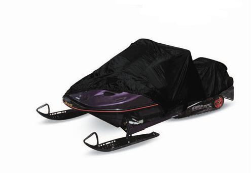 "Тент-чехол на снегоход AVS SC-525 XL"" 330х36х102см (водонепроницаемый) чёрный"""